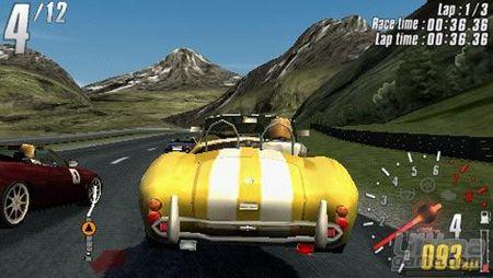 Más imágenes de Toca Race Driver 2