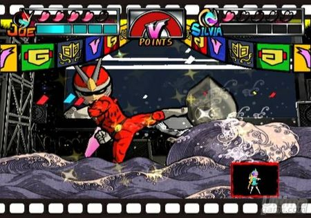 Capcom anuncia la fecha de salida Europea para Viewtiful Joe Red Hot Rumble en PSP
