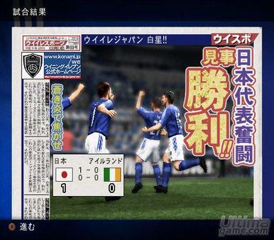 8 nuevas imágenes de la versión PlayStation Portable de Pro Evolution Soccer 5