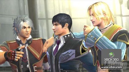 Enchanted Arms, confirmado para la salida de PS3 en Europa