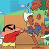 Shin Chan: The Storm Called The Kasukabe Boys consola