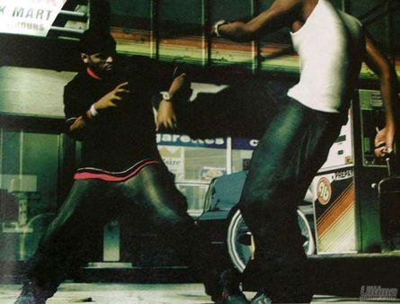 Ya disponible la demo de Def Jam Icon
