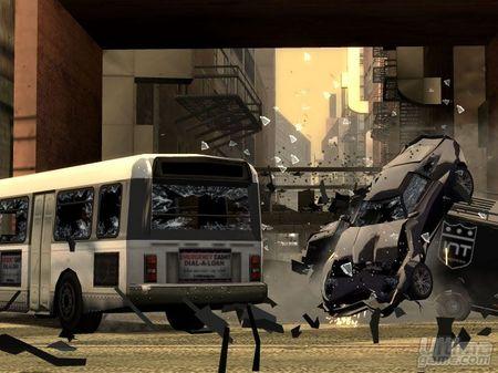 Las diferencias de Burnout Revenge para Xbox 360, en vídeo