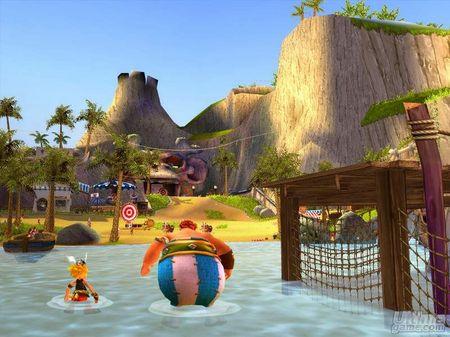 Primeras imágenes de Astérix & Obélix Mission Wifix para Nintendo DS