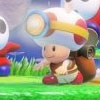 Captain Toad: Treasure Tracker consola