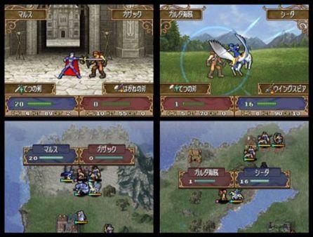 Fire emblem shadow dragon manakete