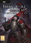 Immortal Realms: Vampire Wars portada