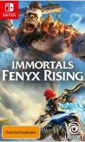 portada Immortals Fenyx Rising Nintendo Switch
