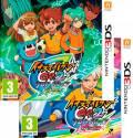 Inazuma Eleven GO Chrono Stones: Llamarada / Trueno 3DS