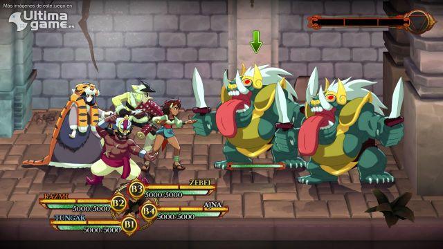 Un nuevo vistazo al sistema de combate y a algunos de los personajes protagonistas