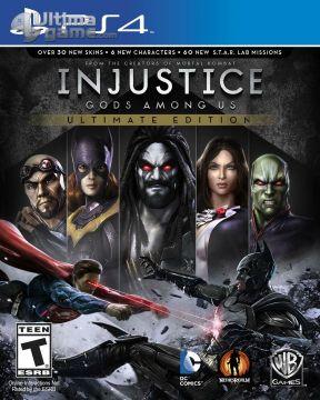 Los personajes extra, nuevos trajes y mejoras de Injustice: God Among Us Ultimate Edition, en vídeo