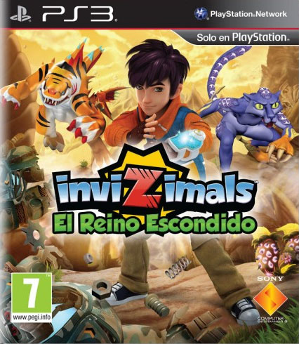 Invizimals El Reino Escondido