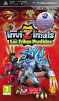 Invizimals: Las Tribus Perdidas PSP