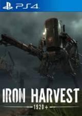 Iron Harvest PS4