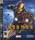 Iron Man: El Videojuego PS3