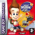 Las Aventuras de Jimmy Neutron Boy Genious Jet Fusion GBA