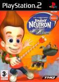 Las Aventuras de Jimmy Neutron Boy Genious Jet Fusion PS2