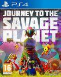 Journey to the Savage Planet portada