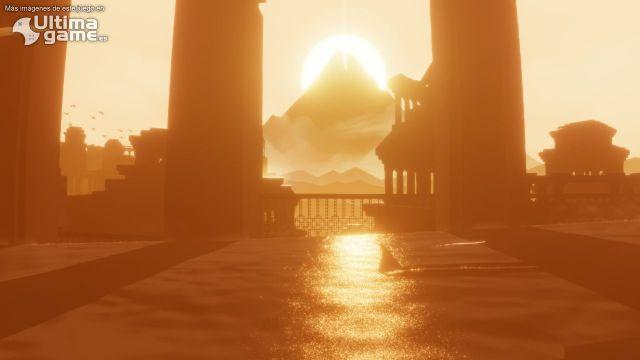 Journey muestra el espectáculo de su viaje en PS4