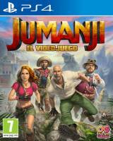 Jumanji: El Videojuego PS4