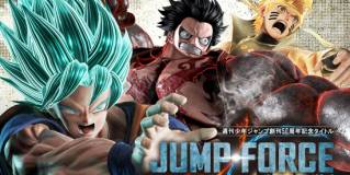 Análisis de Jump Force
