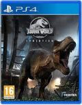 Jurassic World Evolution portada
