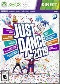 portada Just Dance 2019 Xbox 360