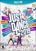 portada Just Dance 2019 Wii U