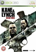 Kane & Lynch Dead Men XBOX 360