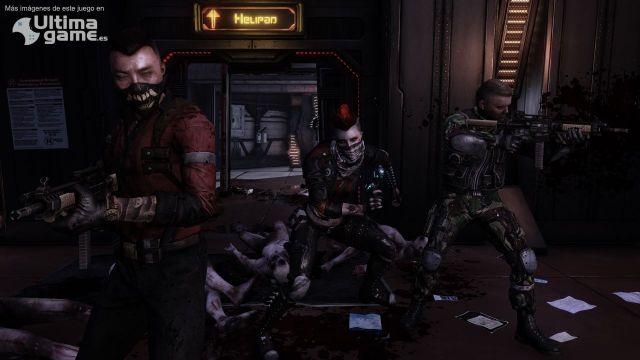 Vísceras y sangre a 4K. Killing Floor 2 será uno de los primeros juegos en permitir esta resolución