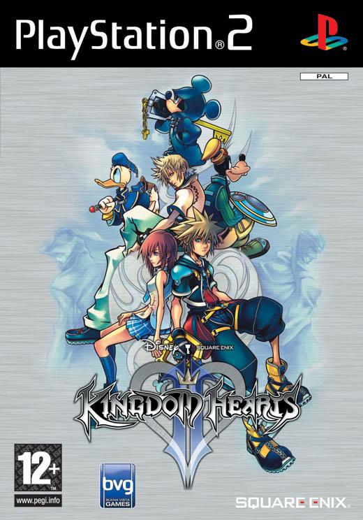 Kingdom Hearts Ii Ps2 Comprar Ultimagame
