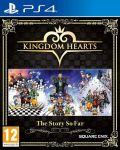 Kingdom Hearts: The Story So Far portada