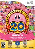 Kirby 20th Anniversary WII