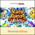 Kirby Fighters Deluxe 3DS