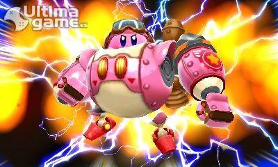 Así arranca la historia del nuevo Kirby
