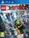 La LEGO Ninjago Película El Videojuego PS4