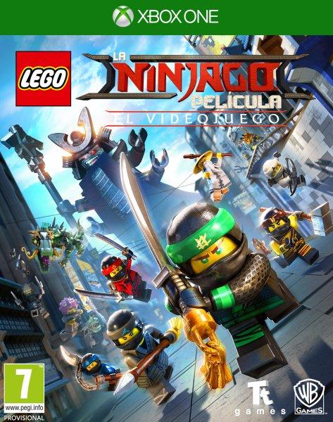 La Lego Ninjago Pelicula El Videojuego One Comprar Ultimagame