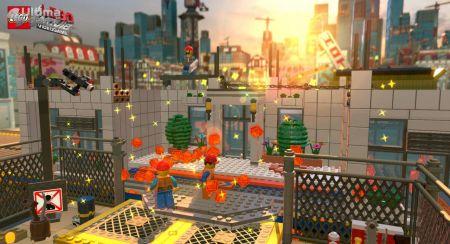 Un avance de la acción de La LEGO Película - El videojuego, con un emocionante tráiler