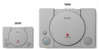Noticia PlayStation Classic PS