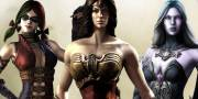 Las explosivas chicas de Injustice: Gods Among Us