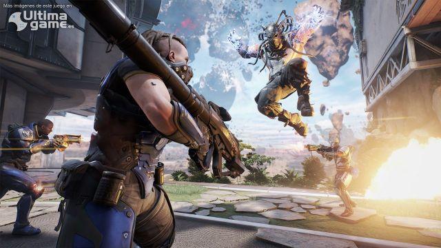 El FPS que juega con la gravedad, ahora también para PS4
