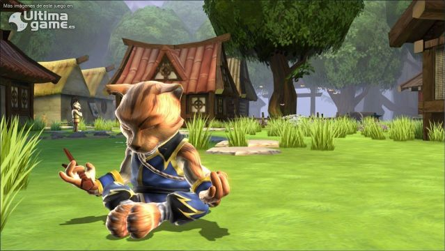 Confirmadas las versiones PS3 y Xbox 360 de Legend of Kay Anniversary