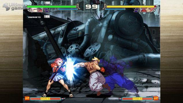 Anunciadas versiones para PS4 y Xbox One de Legend of Raven, el título de lucha de los creadores de The King of Fighters