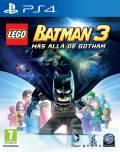 LEGO Batman 3: Más Allá de Gotham PS4