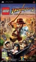 LEGO Indiana Jones 2 y la Aventura Continúa PSP