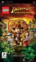LEGO Indiana Jones: La Trilogía Original PSP