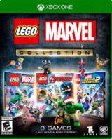 LEGO MARVEL COLLECTION ONE