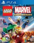 Lego Marvel Super Heroes - Universo en peligro PS4