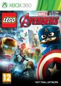 LEGO Marvel Vengadores XBOX 360