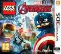 LEGO Marvel Vengadores 3DS